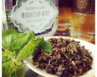 Moroccan Mint Loose Leaf 2oz Tea Tin (Organic)