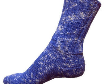 Pattern- First-Time Toe-Up Socks - PDF Download