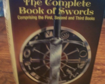 The Complete Book Of Swords By Fred Saberhagen 1984 HB BCE O52 GC Page 625