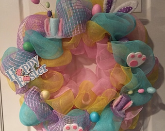 Whimsy Easter Wreath