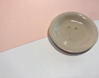 ceramic catch dish with boobs