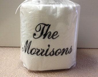 Toilet paper basket | Etsy