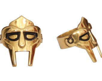 MF DOOM ring ruby ring