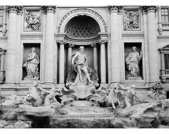 Trevi Fountain. Rome. Italy