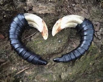 Wild Heart Ear Weights