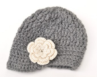 Crochet Adult Newsboy hat  Girl newsboy hat  Teenage newsboy hat