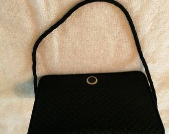 Black Evening Handbag by Jay Herbert