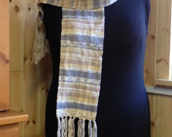 Hand Woven Child's Scarf