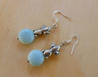 """Big fish"" earrings"