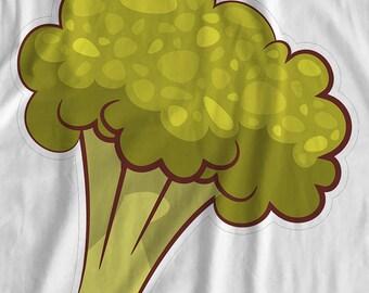 Vegetables - Broccoli - Iron On Transfer