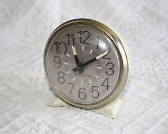 Westclox Wind-up alarm clock