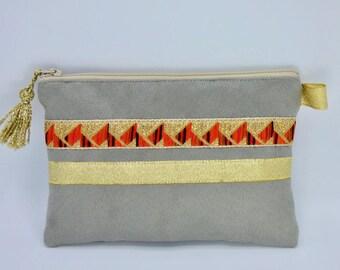 Chic pouch purse pouch clutch