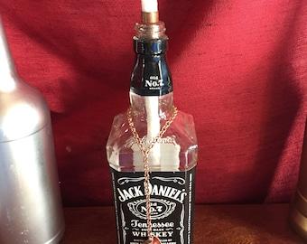 Jack Daniels Tiki Torch
