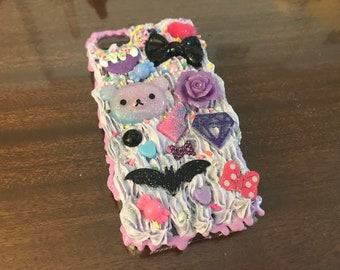 Lavender Sweets Punk Decoden Whip Iphone 6S Case