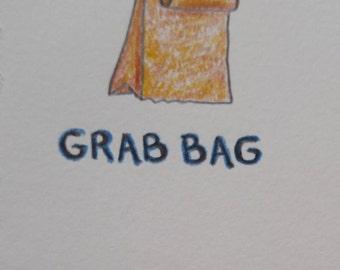 Grab Bag - 10 Card Random Assortment