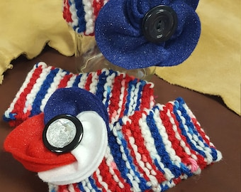 Patriotic Baby Headbands