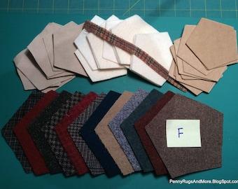 """5"""" Pentagon Box Kit (Colour F)"""
