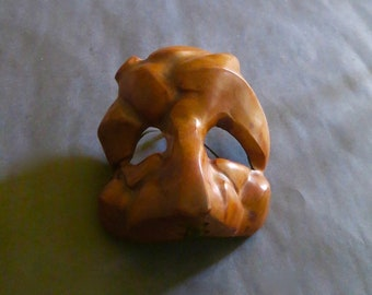 Vintage Commedia dell'arte Mask From Amsterdam