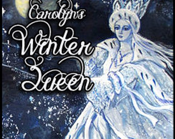 Carolyn's Winter Queen - Concentrated Perfume Oil - Love Potion Magickal Perfumerie - Private Edition