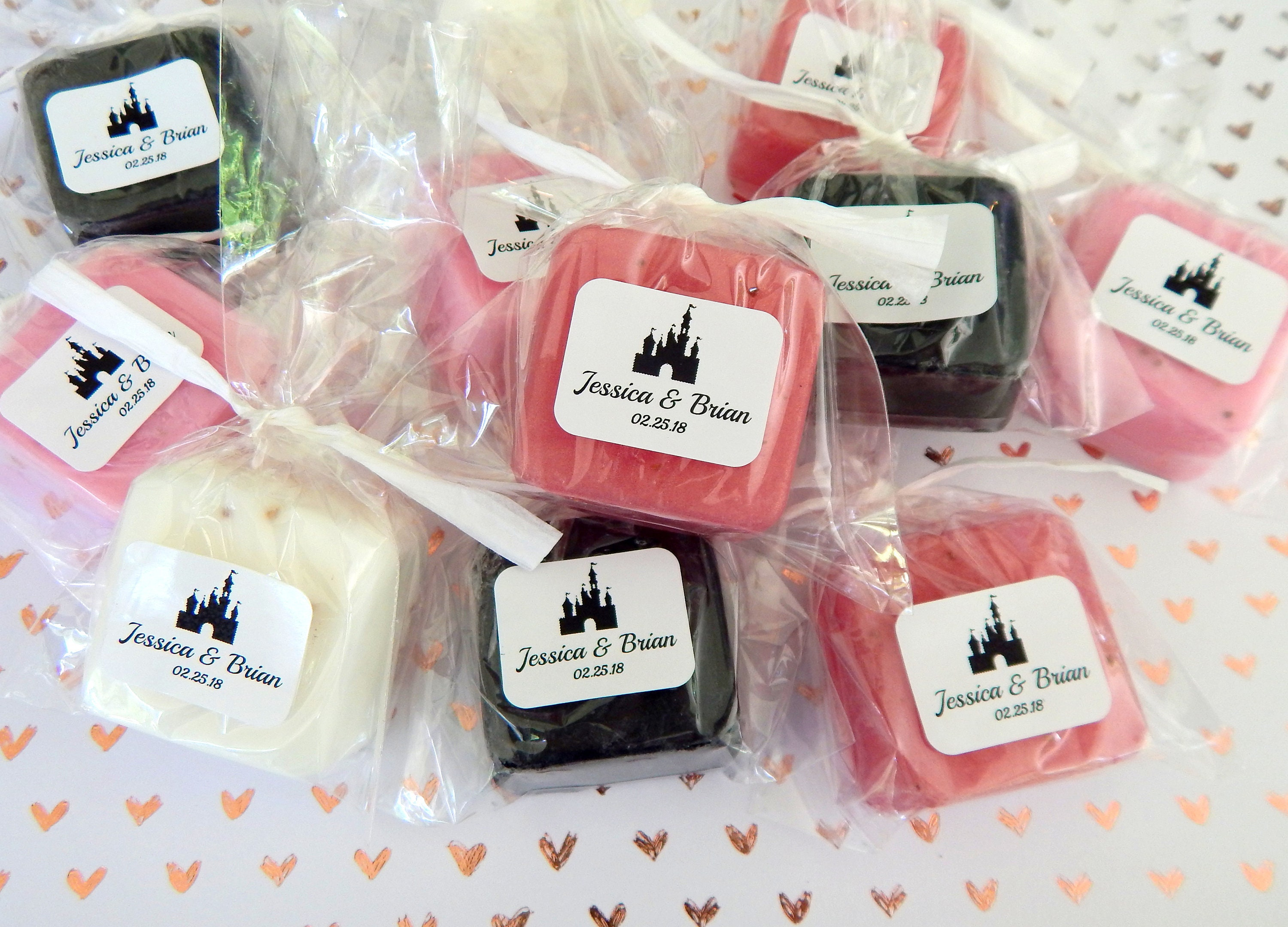Disney Wedding Favors Disney Castle Princess Wedding Gift