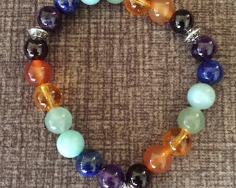 Small Chakra Bracelet