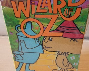 Tales of The Wizard of Oz VHS