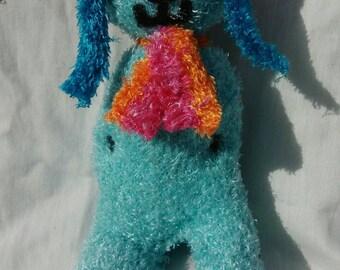 Fluffy Scruffies Animal Plush Toy