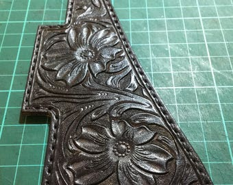 Leather Pickguard (special order)