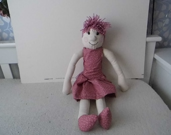Stacey Handmade ragdoll New edition