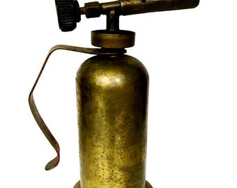 Small Vintage Blow Torch