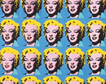 Andy Warhol Twenty-Five Colored Marilyns, 1962