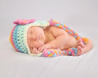 newborn girl hat, baby hat, newborn hat, baby girls hat, girls hat,  newborn hat, newborn ,  baby girl hat, baby girl winter hat, girl hat