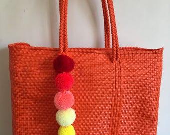 Handmade Mexican bag