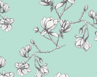 Magnolia Study Fresh - Wild Bloom - Bari J - Art Gallery Fabric - 100% Quilters Cotton -  WBL-22036