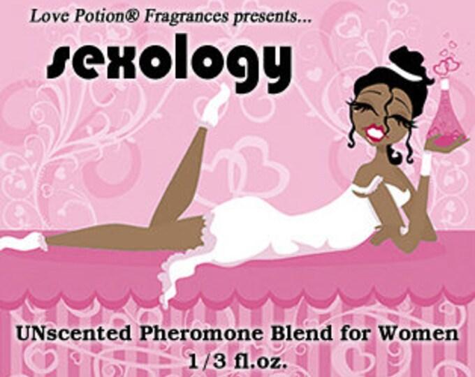 Sexology - UNscented Pheromone Blend for Women - Love Potion Magickal Perfumerie