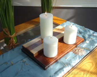 Double Layer Candle Holder