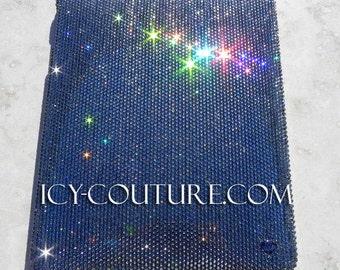 Custom Swarovski Crystal Bling iPad Covers Any Color