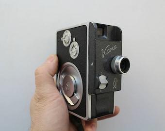 Vintage Soviet Movie Kama, Vintage Soviet Film Camera, Collectible Camera, Film Camera, USSR camera, Vintage camera, Movie camera USSR KAMA