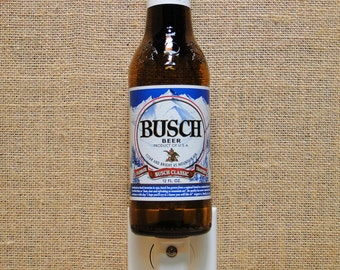 Busch 12oz. Glass Bottle Night Light