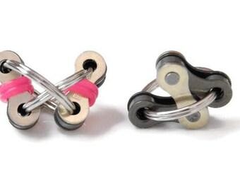 Bike Chain Fidget, Bike Chain Toy, Chain Fidget, Fidget Toy, Anxiety Toy, Hand Toy, Anxiety Aid, Metal Fidget, Fidget Ring, Fidget Relief