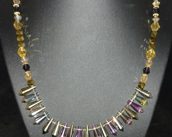 CLEARANCE* Crystal Necklace