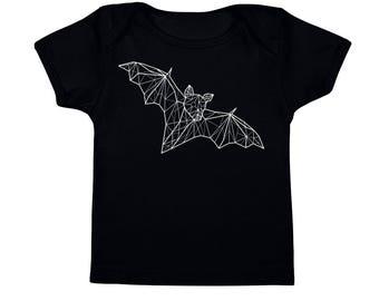 Geometric Flying Fox Bat Infant Tee