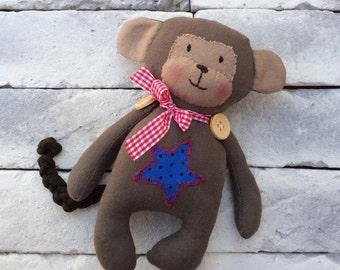 Little Monkey, 100% Handmade