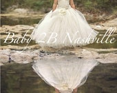 Vintage Dress Ivory Dress...