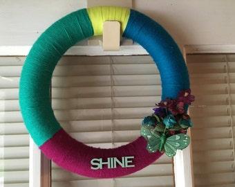 Soul Shine Wreath Multi-Color