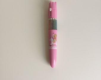 Vintage Sanrio - TWEEDLE DEE DEE Multicolored Pen