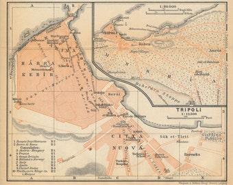 Tripoli libya Etsy