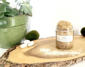 Oats + Honey  Sugar Scrub