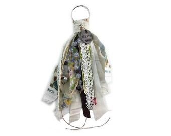 Planner Tassel,  Journal Supplies, Tassel, Bookmark, Bag Charm, Tassel Jewelry, Planner Clip, Planner Charms, Cute Charm, Handbag Charm