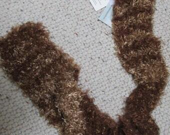 Bear Hug - Hand Knit Scarf